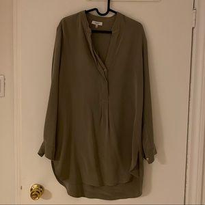 Long Babaton blouse (work and pleasure)